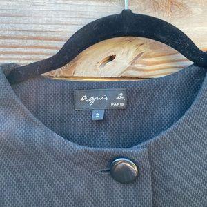 Agnes B. Jackets & Coats - NWOT Agnes B Cotton Boyce Coat